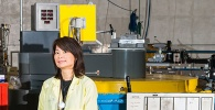 Dr. Lin-wen Hu, the principal research scientist at the MIT Nuclear Reactor Laboratory